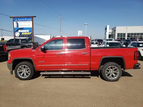 2015 GMC Sierra 1500 for sale at South Plains Autoplex by RANDY BUCHANAN in Lubbock TX