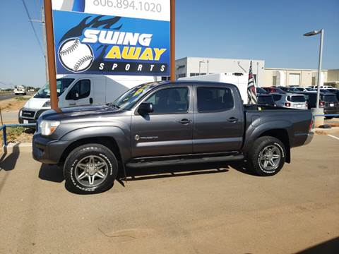 2013 Toyota Tacoma for sale at South Plains Autoplex by RANDY BUCHANAN in Lubbock TX