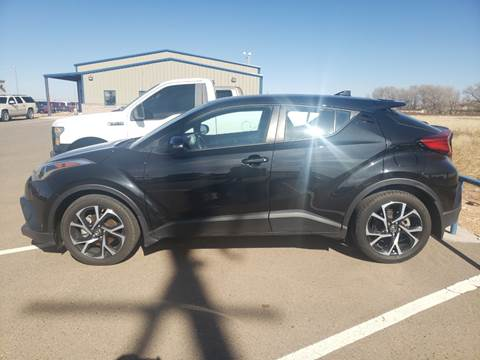 2018 Toyota C-HR for sale at South Plains Autoplex by RANDY BUCHANAN in Lubbock TX