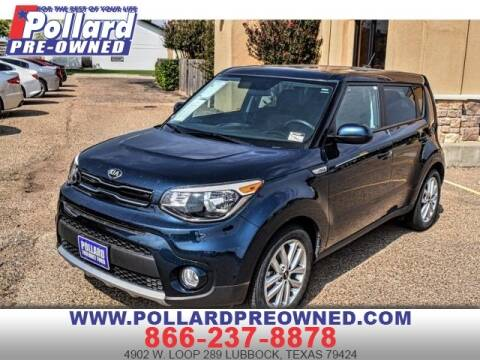 2018 Kia Soul for sale at South Plains Autoplex by RANDY BUCHANAN in Lubbock TX