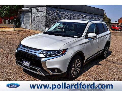 2020 Mitsubishi Outlander for sale at South Plains Autoplex by RANDY BUCHANAN in Lubbock TX