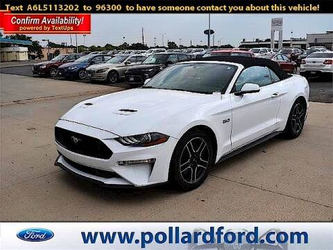2020 Ford Mustang for sale at South Plains Autoplex by RANDY BUCHANAN in Lubbock TX