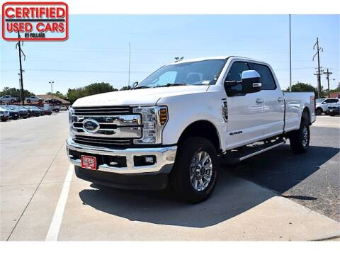 2018 Ford F-350 Super Duty for sale at South Plains Autoplex by RANDY BUCHANAN in Lubbock TX