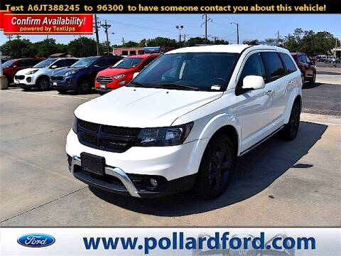 2018 Dodge Journey for sale at South Plains Autoplex by RANDY BUCHANAN in Lubbock TX