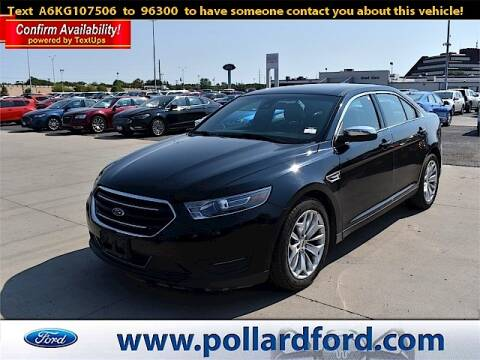 2019 Ford Taurus for sale at South Plains Autoplex by RANDY BUCHANAN in Lubbock TX