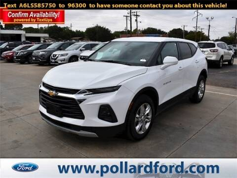2020 Chevrolet Blazer for sale at South Plains Autoplex by RANDY BUCHANAN in Lubbock TX
