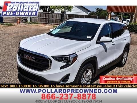 2020 GMC Terrain for sale at South Plains Autoplex by RANDY BUCHANAN in Lubbock TX