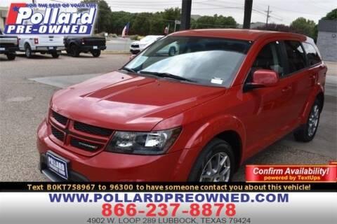2019 Dodge Journey for sale at South Plains Autoplex by RANDY BUCHANAN in Lubbock TX