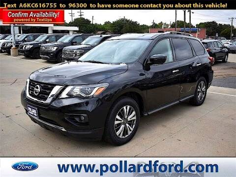 2019 Nissan Pathfinder for sale at South Plains Autoplex by RANDY BUCHANAN in Lubbock TX