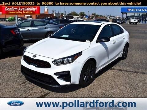 2020 Kia Forte for sale at South Plains Autoplex by RANDY BUCHANAN in Lubbock TX