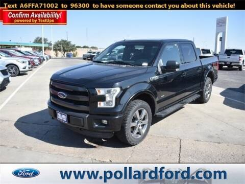 2015 Ford F-150 for sale at South Plains Autoplex by RANDY BUCHANAN in Lubbock TX