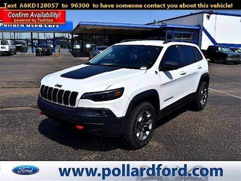 2019 Jeep Cherokee for sale at South Plains Autoplex by RANDY BUCHANAN in Lubbock TX