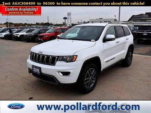 2018 Jeep Grand Cherokee for sale at South Plains Autoplex by RANDY BUCHANAN in Lubbock TX