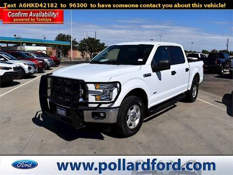 2017 Ford F-150 for sale at South Plains Autoplex by RANDY BUCHANAN in Lubbock TX