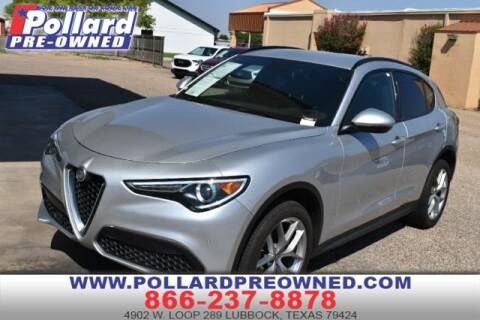 2018 Alfa Romeo Stelvio for sale at South Plains Autoplex by RANDY BUCHANAN in Lubbock TX
