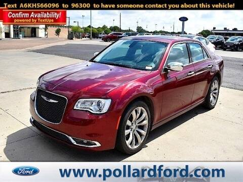 2019 Chrysler 300 for sale at South Plains Autoplex by RANDY BUCHANAN in Lubbock TX