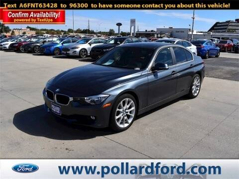 2015 BMW 3 Series for sale at South Plains Autoplex by RANDY BUCHANAN in Lubbock TX