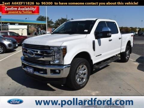 2019 Ford F-250 Super Duty for sale at South Plains Autoplex by RANDY BUCHANAN in Lubbock TX