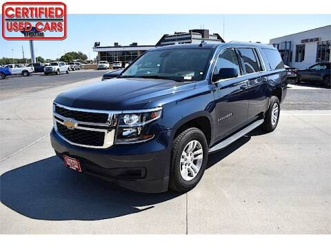 2020 Chevrolet Suburban for sale at South Plains Autoplex by RANDY BUCHANAN in Lubbock TX