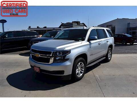 2020 Chevrolet Tahoe for sale at South Plains Autoplex by RANDY BUCHANAN in Lubbock TX