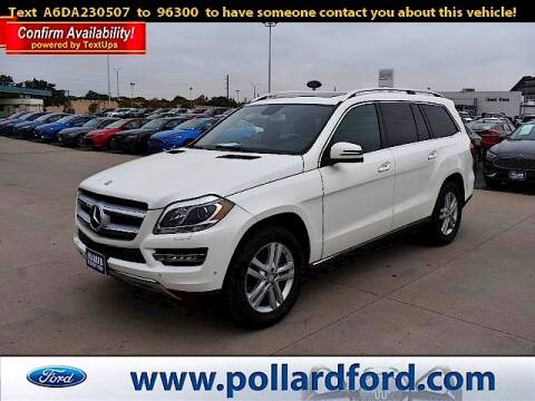 2013 Mercedes-Benz GL-Class for sale at South Plains Autoplex by RANDY BUCHANAN in Lubbock TX