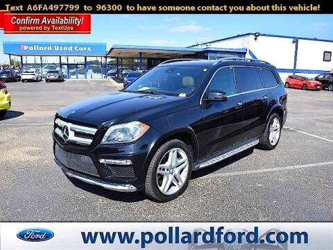 2015 Mercedes-Benz GL-Class for sale at South Plains Autoplex by RANDY BUCHANAN in Lubbock TX