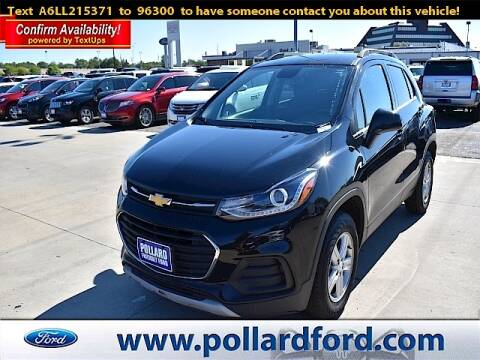 2020 Chevrolet Trax for sale at South Plains Autoplex by RANDY BUCHANAN in Lubbock TX