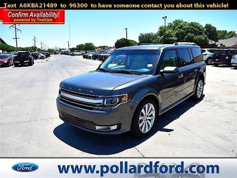 2019 Ford Flex for sale at South Plains Autoplex by RANDY BUCHANAN in Lubbock TX