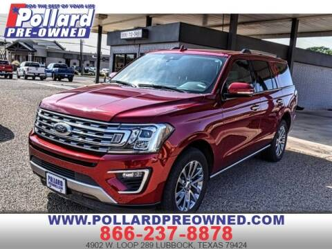 2018 Ford Expedition for sale at South Plains Autoplex by RANDY BUCHANAN in Lubbock TX