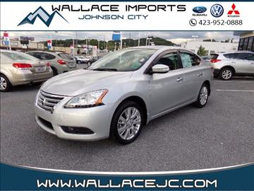 2015 Nissan Sentra for sale in Johnson City, TN