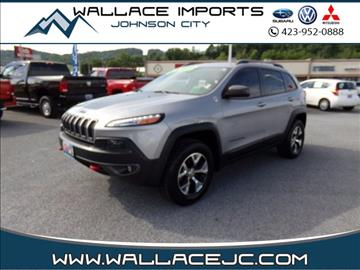 2014 Jeep Cherokee for sale in Johnson City, TN