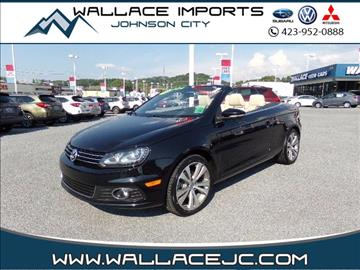 2013 Volkswagen Eos for sale in Johnson City, TN