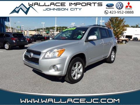 2012 Toyota RAV4 for sale in Johnson City, TN