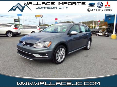 2017 Volkswagen Golf Alltrack for sale in Johnson City, TN