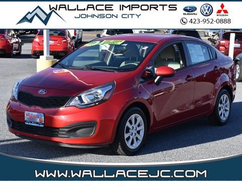 2013 Kia Rio For Sale In Johnson City, TN