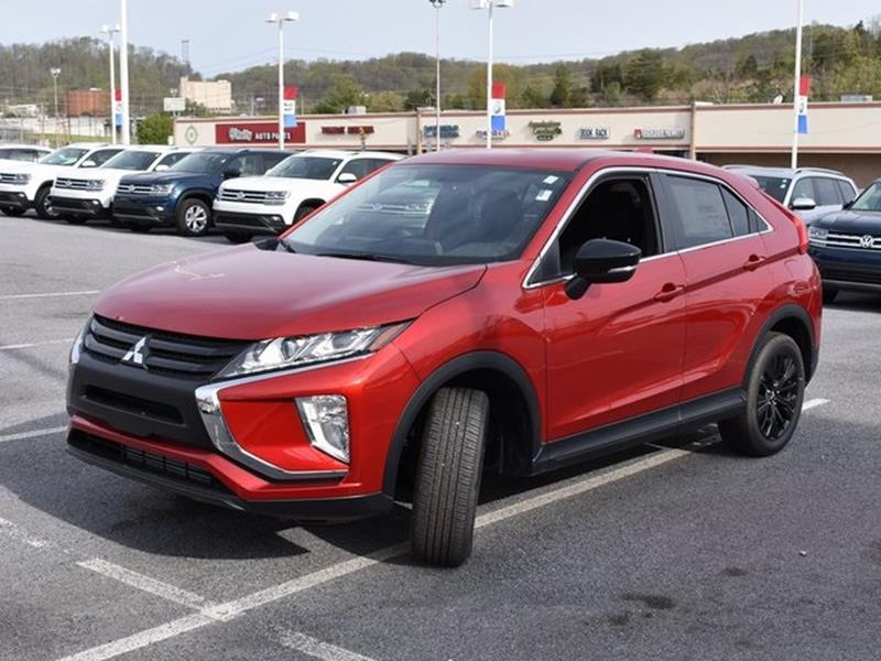 2018 mitsubishi eclipse cross awd le 4dr crossover in johnson city tn wallace imports of. Black Bedroom Furniture Sets. Home Design Ideas