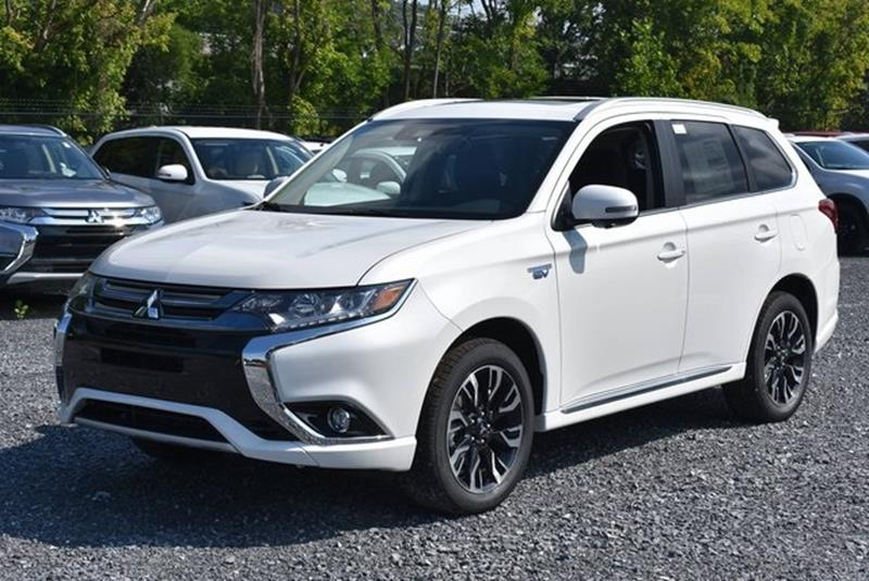 2018 mitsubishi outlander phev awd gt 4dr suv in johnson city tn wallace imports of johnson city. Black Bedroom Furniture Sets. Home Design Ideas