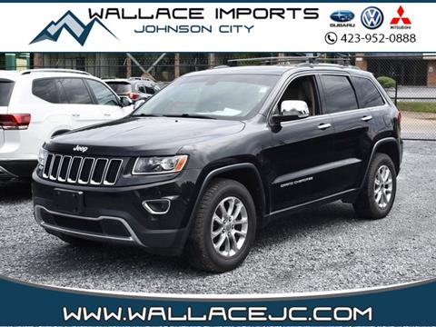 2014 Jeep Grand Cherokee for sale in Johnson City, TN