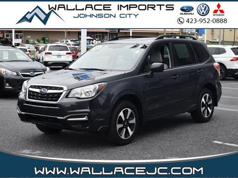 2018 Subaru Forester for sale in Johnson City, TN