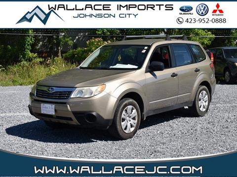 2009 Subaru Forester for sale in Johnson City, TN