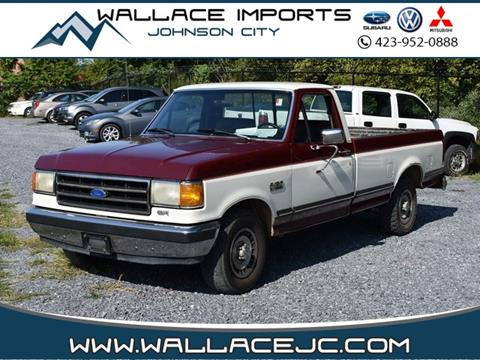 1989 Ford F-150 for sale in Johnson City, TN