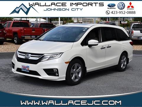 2019 Honda Odyssey for sale in Johnson City, TN