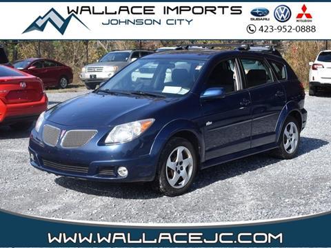 2006 Pontiac Vibe for sale in Johnson City, TN