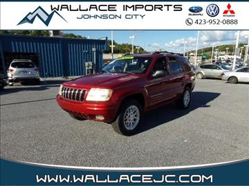 2002 Jeep Grand Cherokee for sale in Johnson City, TN