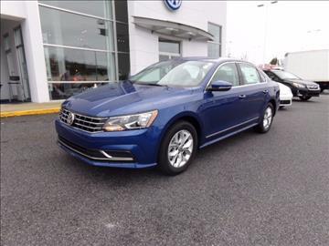 2017 Volkswagen Passat for sale in Johnson City, TN