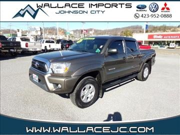 2012 Toyota Tacoma for sale in Johnson City, TN