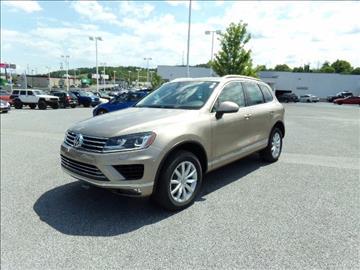 2017 Volkswagen Touareg for sale in Johnson City, TN