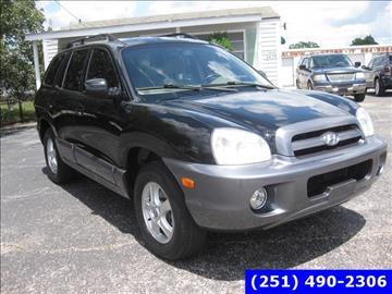 2006 Hyundai Santa Fe for sale in Loxley, AL