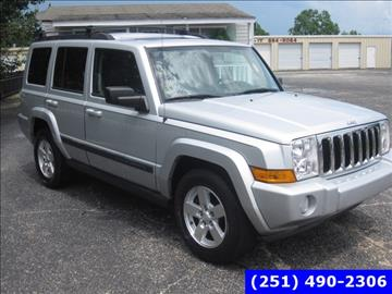 2007 Jeep Commander for sale in Loxley, AL