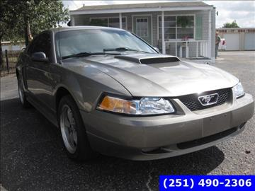2002 Ford Mustang for sale in Loxley, AL